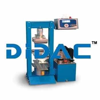 Concrete Flexural Testing Machine Motorized Digital