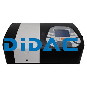 Double-Beam UV VIS Spectrophotometer