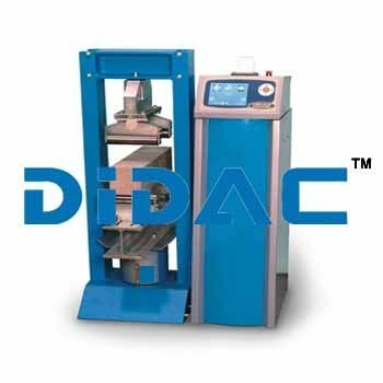 Concrete Flexural Testing Machine Motorized Servo