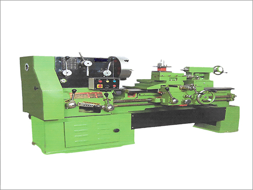 All Geared Lathe