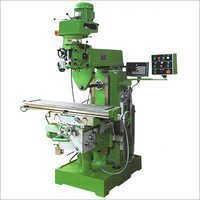 High Speed Ram Turret Milling Machine