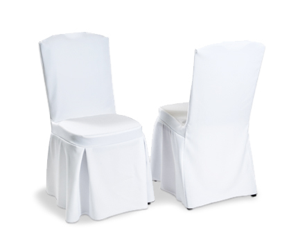 Restaurant chair cover