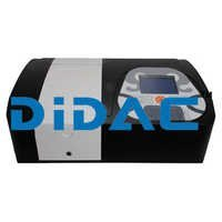 Double Beam UV VIS Spectrophotometer