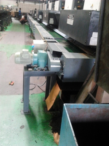 Hinge Belt Conveyors