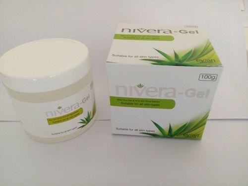 Aloe Vera & Vitamin E   with Rose extract