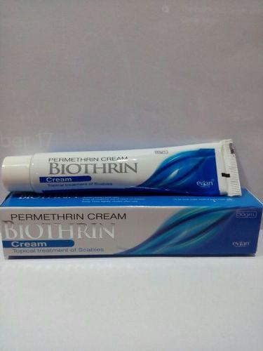 PERMETHRIN 5% CREAM
