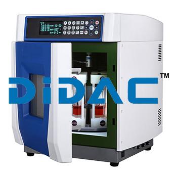High Throughput Microwave Sample Preparation Workstation