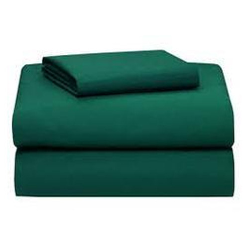 Hospital Green Bed Sheet