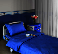 Hospital Blue Bed Sheet