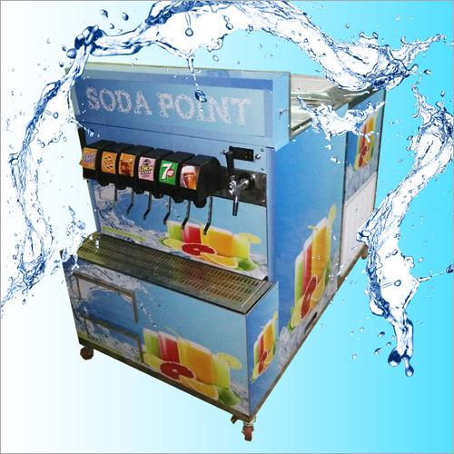 Van Soda Machine
