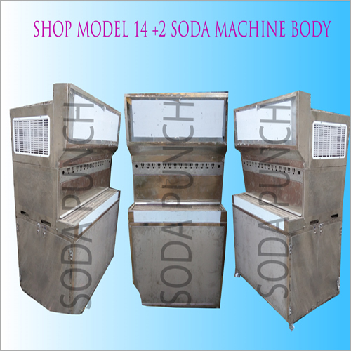Soda Machine Body