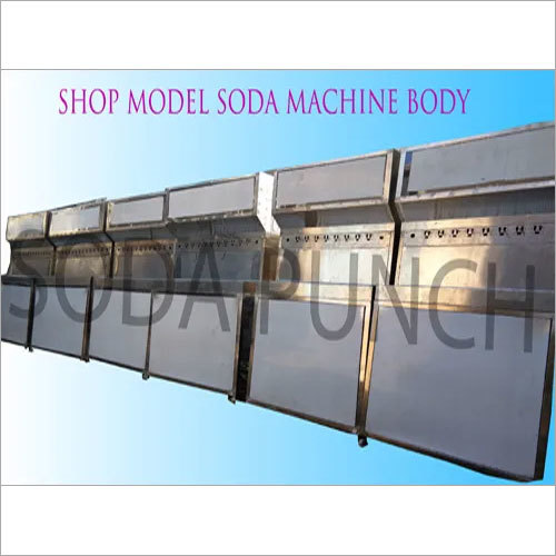 Soda Machine Model Body