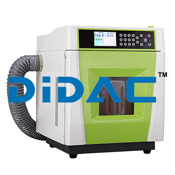 High Throughput Closed Microwave Digestion or Extraction