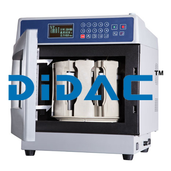 Closed Microwave Digestion or Extraction System