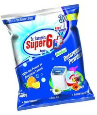 Detergent Powder Pouches