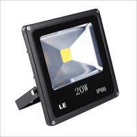 LED Light Glass