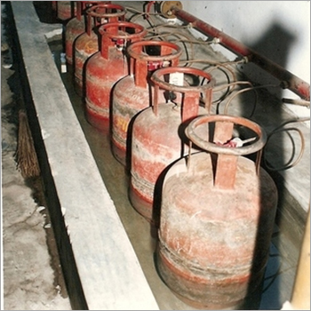 Gas Cylinders Manifold