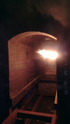 Gas  OiI Incinerator