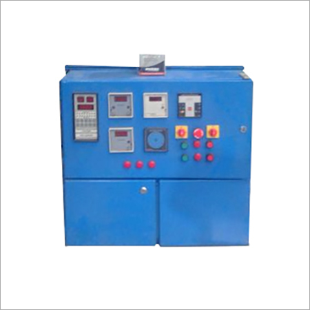 Wood curing oven ( Control Panel )