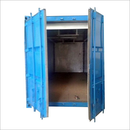 Wooden curing oven 2