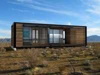 Prefabricated Modular Cabins for Extreme Weather