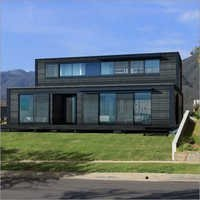 Prefabricated Double Story Structures