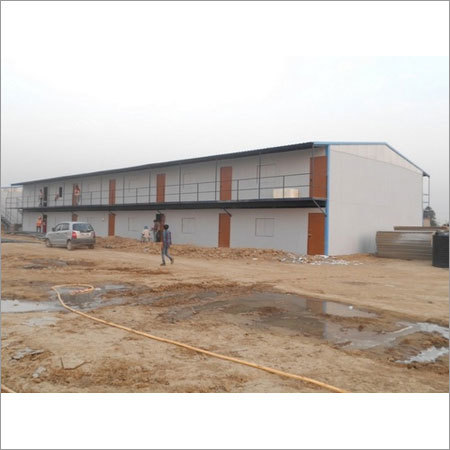 PreFabricated Double Story Buildings