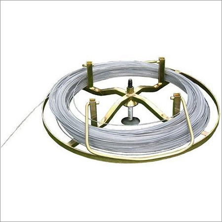 Wire coil reel stand