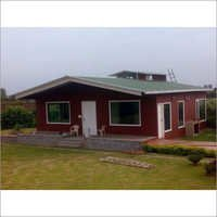 Prefabricated Farm House