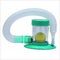 Single Ball Spirometer