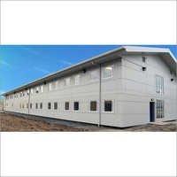 Prefabricated Modular Halls