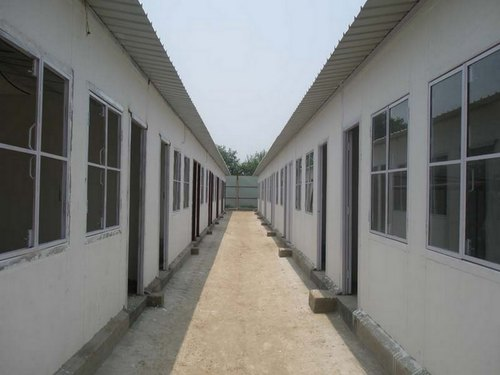 Prefab Fast Building Labour Camps