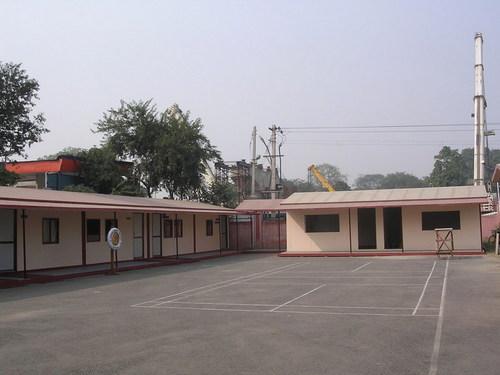 Pre-Fab Halls