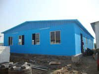 Prefabricated Low Maintenance Halls