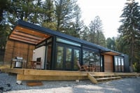 Prefabricated Cabins in extreme regions