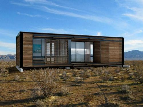 Cabins for extreme weather