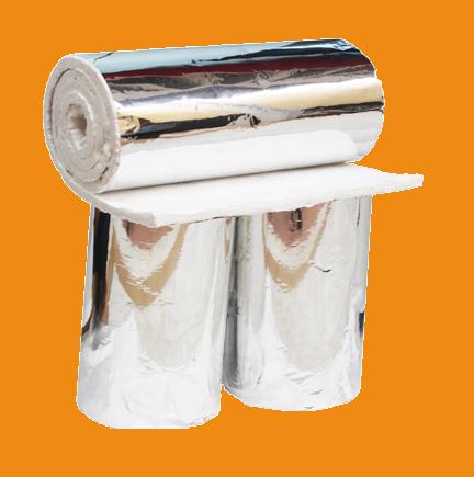 Ceramic Fiber HeatShield Blanket