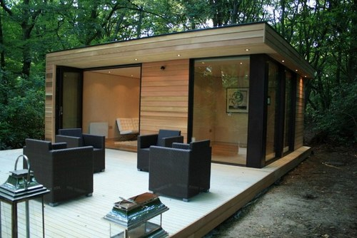 Prefab Low Maintenance Cabins