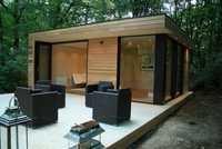 Low Maintenance Cabins