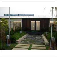 Prefabricated Durable Office Cabin