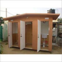 Prefabricated Mobile Toilets