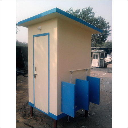 Pre Fab Mobile Toilet