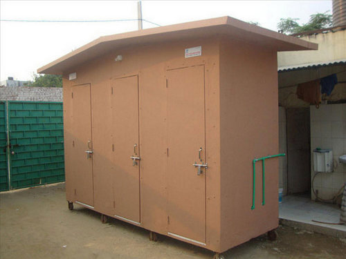 Prefab Restrooms and Mobile Toilets