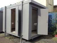 Prefabricated Mobile Bathrooms