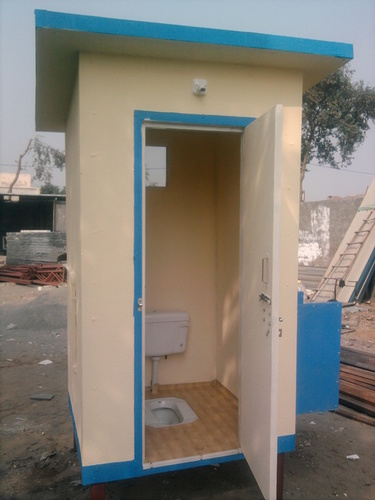 Restrooms and Mobile Toilets