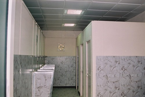 Prefab Instant Toilets