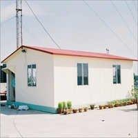Prefabricated Roof Top Hut