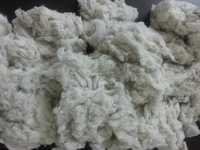 cotton flat waste