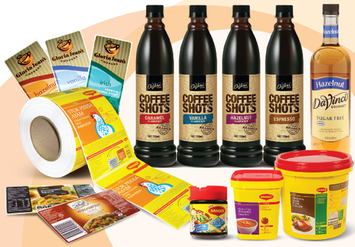 Food And Beverage Labels