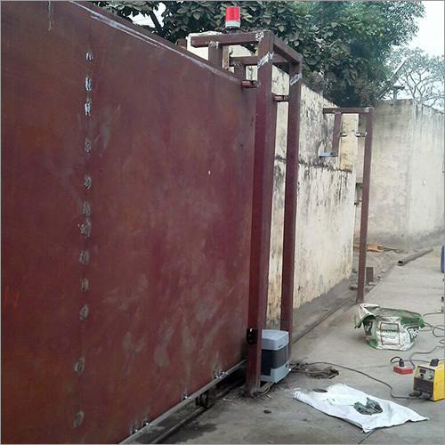 Automatic Sliding Gate